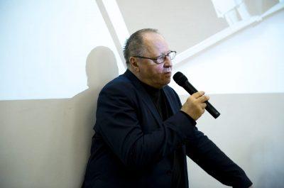 Киновед и кинорежиссёр Олег Ковалов