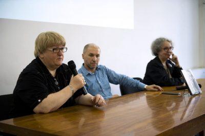 Светлана Трусова, режиссёр и ассистент известных режиссёров-ленфильмовцев (в частности Динары Асановой)