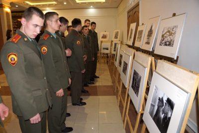 Фото: СПб военный институт войск национальной гвардии