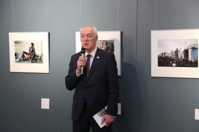 Андрей Петрович Брик, председатель Думы города Владивостока