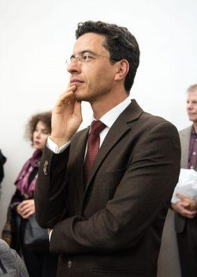 Фернандо Каррера, директор Центра испанского языка и культуры Adelante