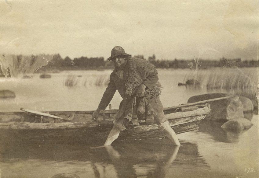 003 Fisherman